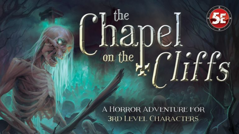 Review: Dungeons & Dragons – The Chapel on the Cliffs