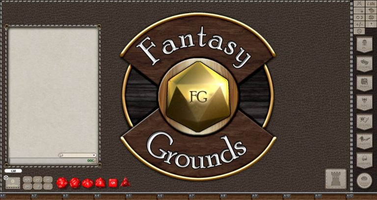 Review: Fantasy Grounds Classic