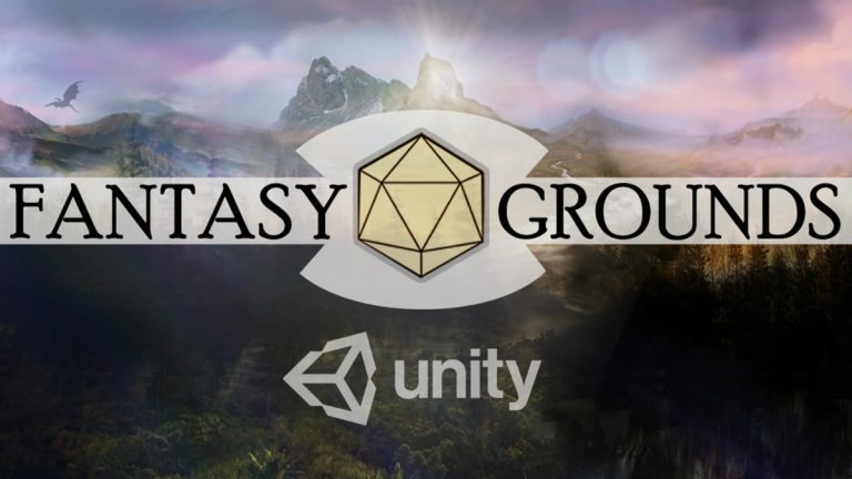 Fantasy Grounds Unity Beta Significant Improvements Arrive