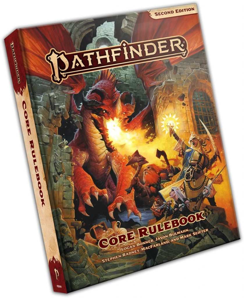 Humble RPG Book Bundle: Pathfinder Second Edition