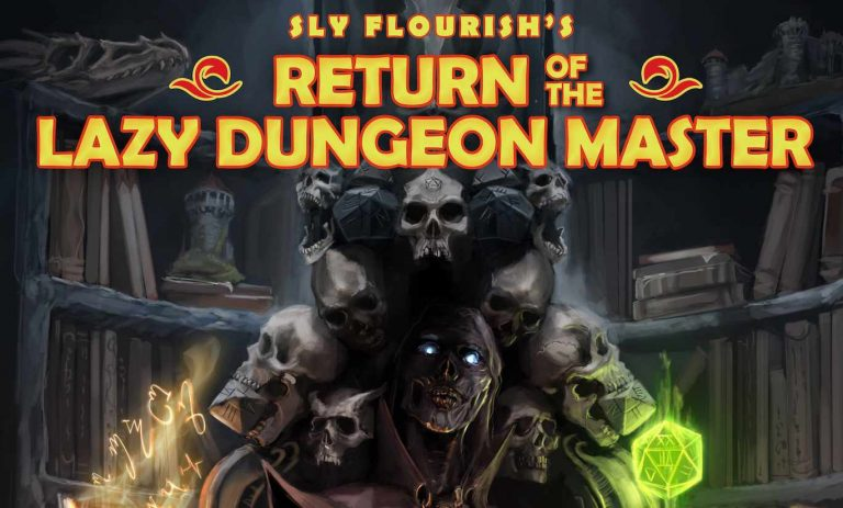 Review: The Return of the Lazy Dungeon Master