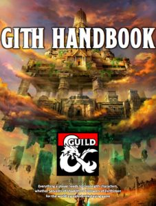 Resources for Gith - Githyanki and Githzerai - Technical RPG