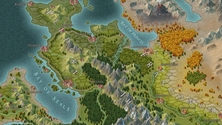 Review: Campaign Cartographer Mapping Software
