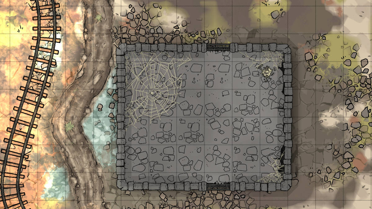 Review: Dungeondraft Mapping Software