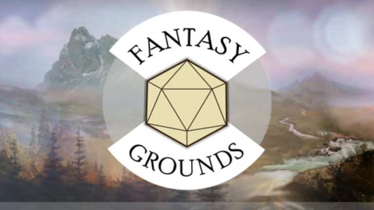 Review: Fantasy Grounds Unity