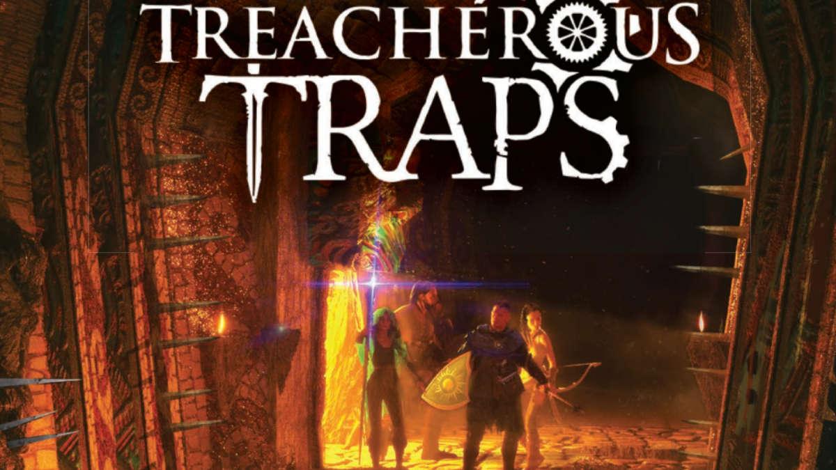 Review: Treacherous Traps